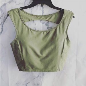 Under Armour/ Athletic Top/Workout/ Sports Bra B30